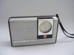Phillips Pocket Transistor