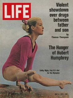Cathy Rigby ~ May 5, 1972 issue