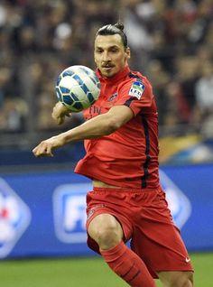 Zlatan Ibrahimovic, Paris Saint-Germain / Sweden