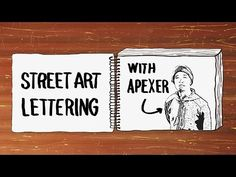 You're a Street Artist Now! Apexer Shows You How | KQED Art School | KQED Arts
