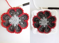 Cute crochet tutorials and free patterns on this Dutch site - use Google translate, if needed. Love this site! http://handwerkjuffie.blogspot.nl