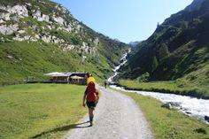 Mountain walk to the Rifugio Brigata Tridentina - Val Pusteria / Pustertal