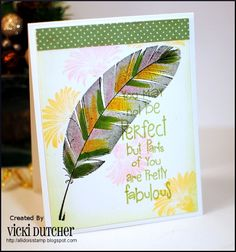 CC551 DT Sample- Vicki's card
