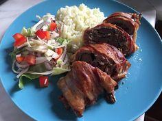 Regenorozók receptötlet gyűjteménye Bacon, Beef, Food, Meat, Essen, Meals, Yemek, Pork Belly, Eten