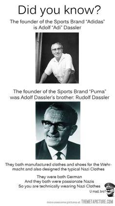 Interesting Historical Fact