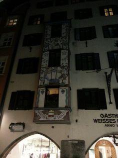 Wein house