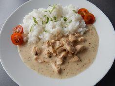 Rychlé večeře - Recepty pro každého - Osvědčené recepty - Videorecepty Cheeseburger Chowder, Risotto, Food And Drink, Soup, Treats, Menu, Dinner, Cooking, Ethnic Recipes