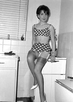 Retro stockings archive