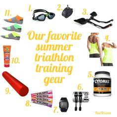 Our favorite summer triathlon gear   TwoTri