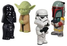 Star Wars flash drives' giant heads seep into our teensy hearts -- Engadget