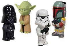 Star Wars flash drives.