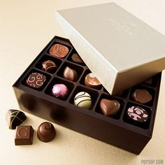 It's not enough for the chocolate to be beautiful or perfect. It has to be GOOD…