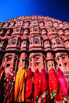 India's Golden Triangle Tour -   The Palace of the Winds, Jaipur