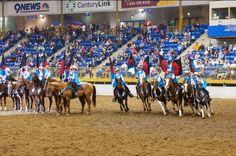 Nighthorse Rangers. Westernaires Annual Horsecapades 2013.
