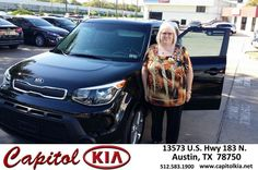 https://flic.kr/p/JbLEn9 | #HappyBirthday to Patricia from Susan Idais at Capitol Kia! | deliverymaxx.com/DealerReviews.aspx?DealerCode=RXQC