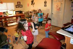 The Natural Homeschool: Homeschooling Journal: April 2014 Part 2