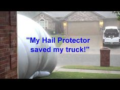 """My Hail Protector Saved My Truck!"", Cameron, Moore, OK Best Investments, Save Me, Trucks, Truck"