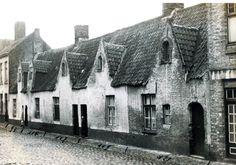 Brugge - Bruges fortje Meese  voorgevel Westmeers 1907