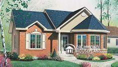 House plan W2137 by drummondhouseplans.com