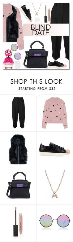 """""""Get the look"""" by vkmd ❤ liked on Polyvore featuring Dolce&Gabbana, Être Cécile, Tommy Hilfiger, adidas Originals, Carven, Bony Levy, Burberry, Sunday Somewhere, Marc Jacobs and blinddate"""
