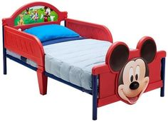 Shop a great selection of Delta Children Toddler Bed, Disney Mickey Mouse. Find new offer and Similar products for Delta Children Toddler Bed, Disney Mickey Mouse. Disney Toddler Bed, Mickey Mouse Toddler Bed, Cool Toddler Beds, Toddler Bed Sheets, Toddler Boys, Toddler Tent, Mickey Mouse Bett, Mickey Mouse Bedroom, Bedrooms