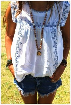 Image result for bohemian women's tops