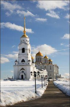 Успенский собор. Владимир.