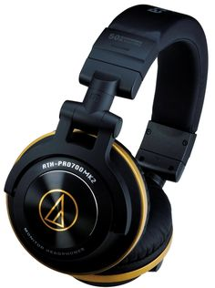Audio-Technica Professional DJ Headphones 50th Anniversary Edition