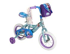 Disney Frozen 12inch Bike by Huffy Recommended for Ages 35 and a Rider Height of 3742 inches with Fun Graphics of Elsa Anna and Olaf Style 22235 *** Visit the image link more details. (This is an affiliate link)