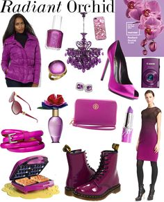 10+ Radiant orchid shoes ideas