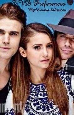 TVD Preferences #wattpad #fanfiction
