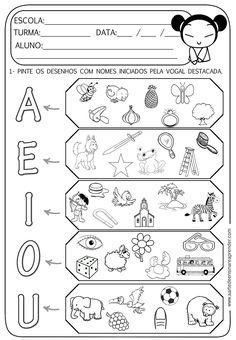 The Learning Patio Spanish Classroom, Teaching Spanish, Alphabet Activities, Preschool Activities, Curriculum, Homeschool, Speech Language Therapy, Pre School, First Grade