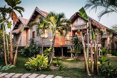 A Luxury Green Resort near Cambodia's Angkor Temples