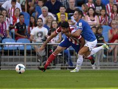 Nueva entrada en el blog: Temporada 2013-14 | Jornada 4 | At. Madrid vs. Almería