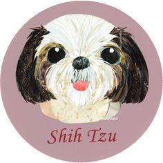 マイ @Behance プロジェクトを見る : 「022   Shih Tzu」 https://www.behance.net/gallery/42193981/022-Shih-Tzu