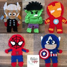 Avengers Superhero Friends #ajuar