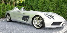 Here's a must-read article from Road & Track:  Owning This SLR Stirling Moss Would Be Better than Having $3 Million