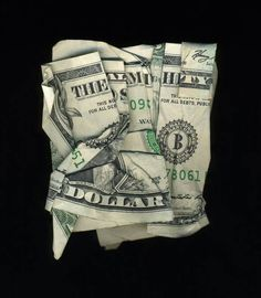 The Almighty Dollar by Dan Tague