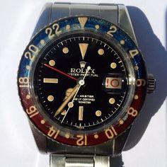 Rolex GMT 6542