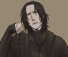 Professor Severus Snape, Harry Potter Severus Snape, Severus Rogue, Slytherin, Hogwarts, Remus Lupin, Half Blood, Love You All, Rogues
