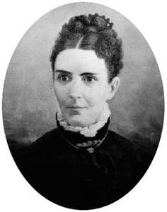 """Ellis Reynolds Shipp was one of the first female doctors in Utah. She founded The School of Nursing and Obstetrics in 1879, and was on the board of the Deseret Hospital Association. She successfully combined motherhood and a medical practice, saying, """"It is to me the crowning joy of a woman's life to be a mother. In her 50-year medical career, she delivered more than 5,000 babies—and led the School of Nursing and Obstetrics in training five hundred women who became licensed midwives."""