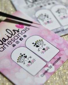 Pencil And Paper, Designs To Draw, Nail Designs, Nail Art, Nails, Instagram, Drawings, Cool Stickers, Finger Nail Painting