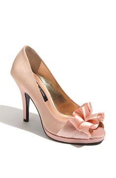 4 inch heel but very cute
