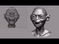 CGI VFX - Making of - Gollum - The Hobbit An Unexpected Journey by Weta Digital - YouTube
