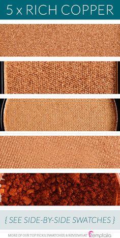 5 Amazing Copper Eyeshadows for Summer