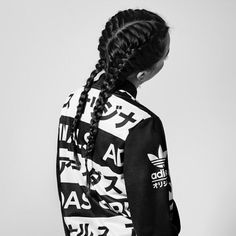 adidas Originals Typo Monogram collection.