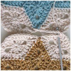 Atty's : Pattern/Photo Tutorial Star Blanket ༺✿Teresa Restegui http://www.pinterest.com/teretegui/✿༻