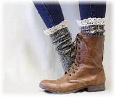 1000 Images About Crochet Slippers Socks And Boot Cuffs