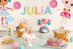 Lalaloopsy Birthday Party - Birthday Express