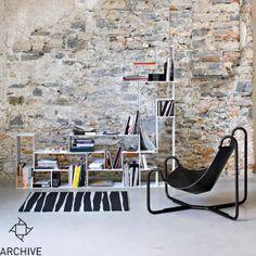 Libris bookcase - Busnelli @Archive Galata